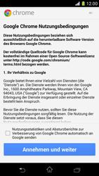 Sony Xperia Z1 Compact - Internet und Datenroaming - Verwenden des Internets - Schritt 4