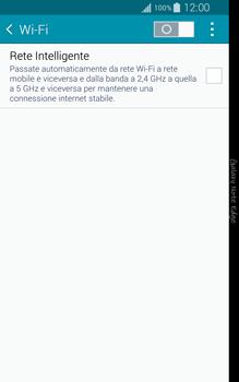 Samsung Galaxy Note Edge - WiFi - Configurazione WiFi - Fase 5