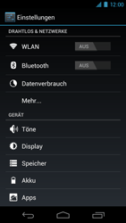 Samsung Galaxy Nexus - Internet - Apn-Einstellungen - 4 / 19