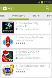 Samsung Galaxy Fame Lite - Applicazioni - Installazione delle applicazioni - Fase 7