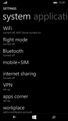 Microsoft Lumia 535 - Internet and data roaming - Manual configuration - Step 4