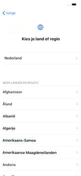 Apple iphone-xs-max-met-ios-13-model-a1921 - Instellingen aanpassen - Nieuw toestel instellen - Stap 5