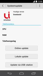 Huawei Ascend P6 LTE - software - update installeren zonder pc - stap 6