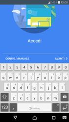 Sony Xperia X Compact - E-mail - configurazione manuale - Fase 9