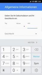 Samsung Galaxy S7 Edge - Android N - Apps - Einrichten des App Stores - Schritt 8