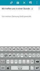 Samsung Galaxy A3 - E-Mail - E-Mail versenden - 10 / 21