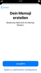 Apple iPhone 6s - iOS 13 - MMS - Erstellen und senden - Schritt 6