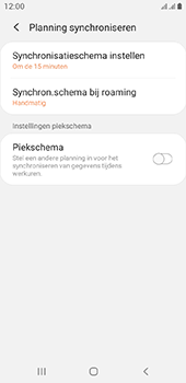 Samsung galaxy-a6-sm-a600fn-ds-android-pie - E-mail - Instellingen KPNMail controleren - Stap 10