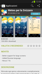 Samsung Galaxy Note II - Applicazioni - Installazione delle applicazioni - Fase 15
