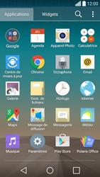 LG Spirit 4G - Réseau - Sélection manuelle du réseau - Étape 3