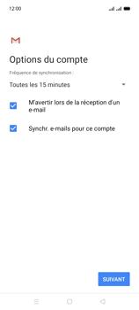 Oppo A15 - E-mails - Ajouter ou modifier un compte e-mail - Étape 19