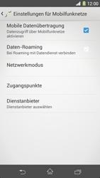 Sony Xperia Z1 - Internet - Apn-Einstellungen - 8 / 20