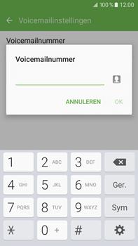 Samsung Galaxy J7 (2016) (J710) - voicemail - handmatig instellen - stap 8