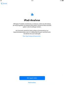 Apple iPad Pro 12.9 inch - iOS 11 - Persönliche Einstellungen von einem alten iPhone übertragen - 23 / 29