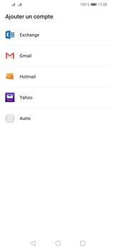 Huawei P30 Lite - E-mail - 032c. Email wizard - Outlook - Étape 5