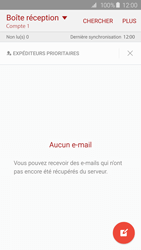 Samsung Galaxy S6 Edge - E-mail - configuration manuelle - Étape 18