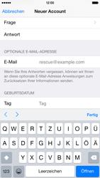Apple iPhone 6 iOS 8 - Apps - Einrichten des App Stores - Schritt 15
