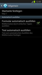 Samsung Galaxy Note 2 - Internet - Manuelle Konfiguration - 20 / 24