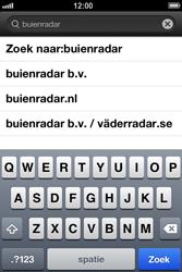 Apple iPhone 4 (iOS 6) - apps - app store gebruiken - stap 12