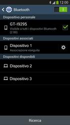 Samsung Galaxy S 4 Active - Bluetooth - Collegamento dei dispositivi - Fase 8
