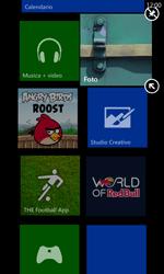 Nokia Lumia 925 - Operazioni iniziali - Personalizzazione della schermata iniziale - Fase 10