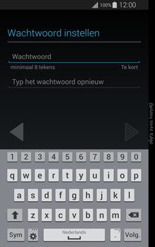 Samsung Galaxy Note Edge - apps - account instellen - stap 10