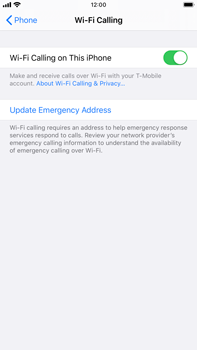 Apple iPhone 6s Plus - iOS 13 - WiFi - Enable WiFi Calling - Step 8