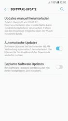 Samsung Galaxy A5 (2017) - Android Nougat - Software - Installieren von Software-Updates - Schritt 6
