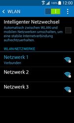 Samsung Galaxy Trend 2 Lite - WLAN - Manuelle Konfiguration - 8 / 9