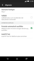 HTC One Mini 2 - Internet - Apn-Einstellungen - 25 / 27