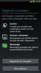 HTC One X Plus - Applicazioni - Configurazione del negozio applicazioni - Fase 11