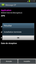 Samsung N7100 Galaxy Note II - Internet - Configuration automatique - Étape 7