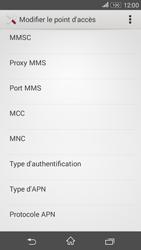 Sony E2003 Xperia E4G - Internet - configuration manuelle - Étape 13
