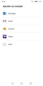 Huawei Y5P - E-mails - Ajouter ou modifier votre compte Outlook - Étape 4