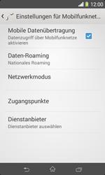 Sony Xperia E1 - Internet - Apn-Einstellungen - 1 / 1