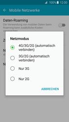 Samsung G925F Galaxy S6 Edge - Netzwerk - Netzwerkeinstellungen ändern - Schritt 6