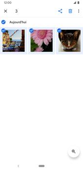 Google Pixel 3a - Photos, vidéos, musique - Envoyer une photo via Bluetooth - Étape 9
