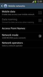 Samsung Galaxy S 4 LTE - Internet and data roaming - Manual configuration - Step 6