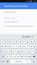 Samsung Samsung G920 Galaxy S6 (Android M) - Applicaties - Account instellen - Stap 13