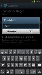 Samsung Galaxy S III LTE - Internet und Datenroaming - Manuelle Konfiguration - Schritt 23