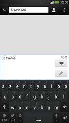 HTC One - Contact, Appels, SMS/MMS - Envoyer un SMS - Étape 9