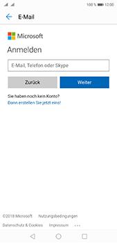 Huawei P20 Pro - E-Mail - Konto einrichten (outlook) - Schritt 7