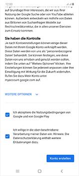 Samsung Galaxy Note 20 5G - Apps - Einrichten des App Stores - Schritt 17