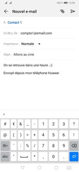 Huawei P30 Pro - E-mails - Envoyer un e-mail - Étape 10