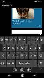 Microsoft Lumia 640 - MMS - Erstellen und senden - 0 / 0