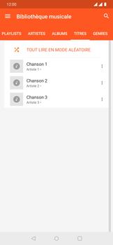 OnePlus 7 - Photos, vidéos, musique - Ecouter de la musique - Étape 7