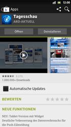 Sony Xperia S - Apps - Herunterladen - Schritt 11