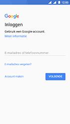 Nokia 3 - Android Oreo - Applicaties - Account instellen - Stap 5