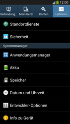 Samsung Galaxy S 4 Active - Software - Installieren von Software-Updates - Schritt 6