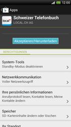 HTC One X Plus - Apps - Installieren von Apps - Schritt 9